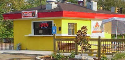 Taco Pete Mexican restaurant near ATL airport
