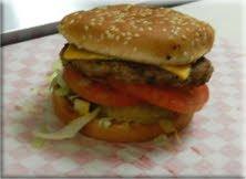 Taco Pete Hamburger