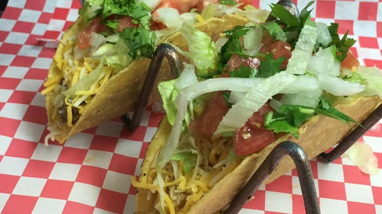 Atlanta restaurant hardshell tacos