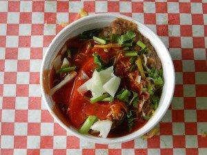 Taco Pete Vegan Bean Bowl