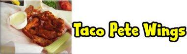 Taco Pete Wings Atlanta Georgia